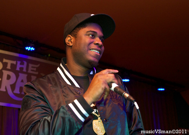 Big K.R.I.T. @ The Gramophone - 04.07.11