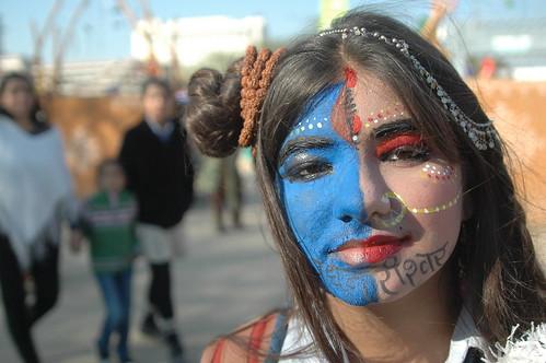 Incredible India - Arts, Heritage and Artisans - Surajkund Mela 2011 by Vasu..