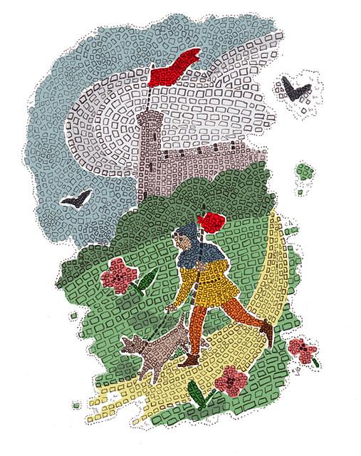 Illustration Friday: Journey - elaborate
