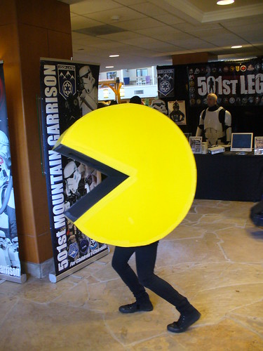 Photo of Pac Man JohnGiez