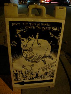 Dirty Ball