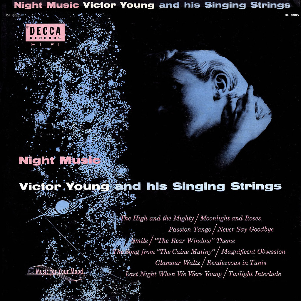 Victor Young - Night Music