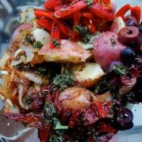 Daring Cooks' Challenge: Potato Salad!