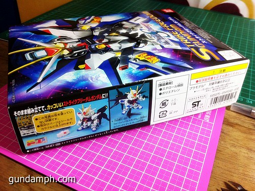 SD Strike Freedom Gundam (5)