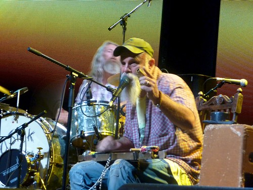 Seasick Steve at the iTunes Festival