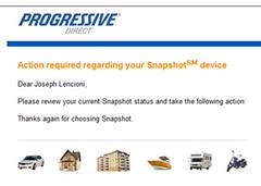 Progressive Email
