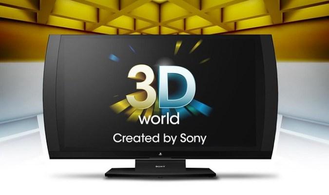 Sony's Playstation 3D Display Monitor Ships Mid-November