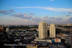 Blue skyes over Casa Verde