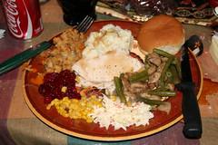 Thanksgiving din din