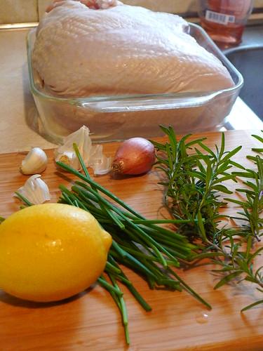 Rosemary Turkey