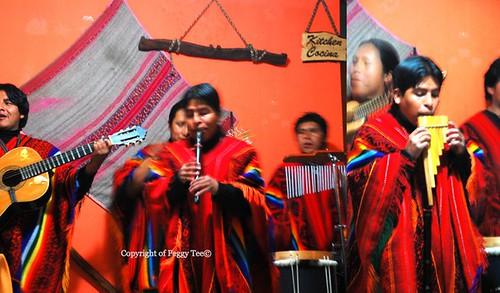 Musical pena, Chivay