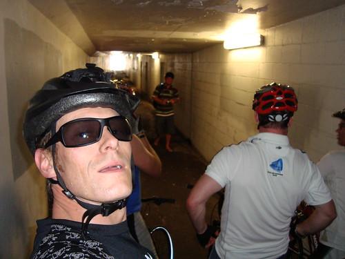 TdS: Tunnel under the Motorway