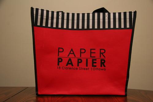 Paper-Papier Bag