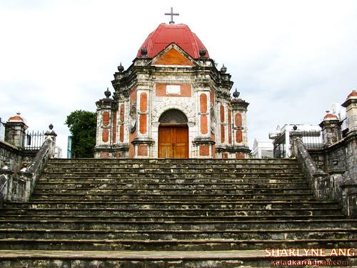 San Joaquin Cemetery in Iloilo