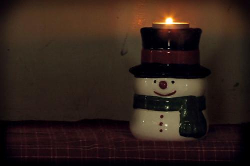 Holidays Day 17 - Warm Glow