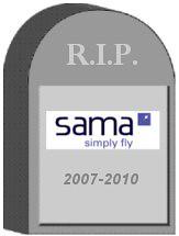 Sama Tombstone