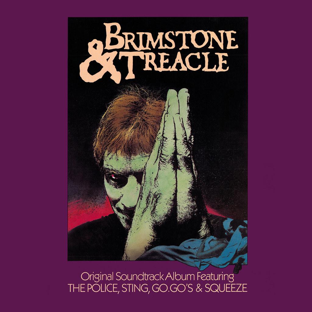 Sting - Brimstone & Treacle