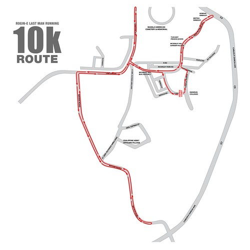 10 mckinley route map