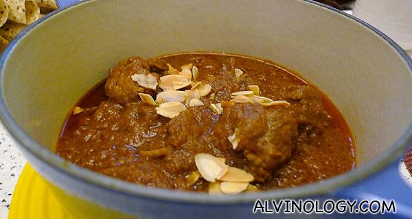 北印度风味 皇族咖哩羊肉 - Mughal mutton curry