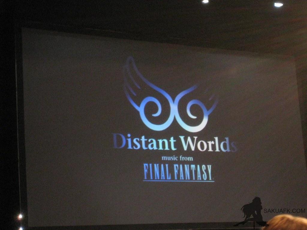Final Fantasy Distant Worlds Concert 02