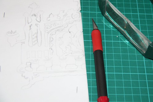 Paper-Cutting Tutorial 7