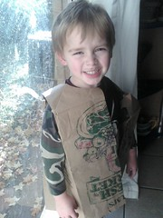 Greg in his Indian Scout vest from MDO Thanksgiving