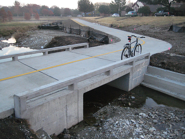 New Duck Creek Bridge