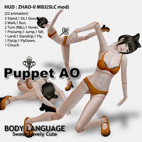 Puppet AO set