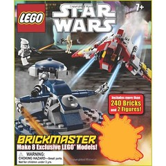 LEGO Star Wars Brickmaster