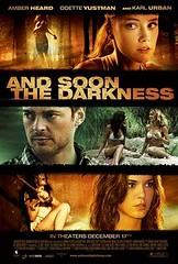 And soon the darkness cartel películas