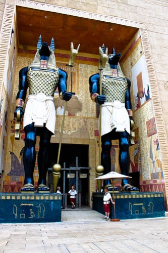 Revenge of the Mummy at Universal Studios - 2