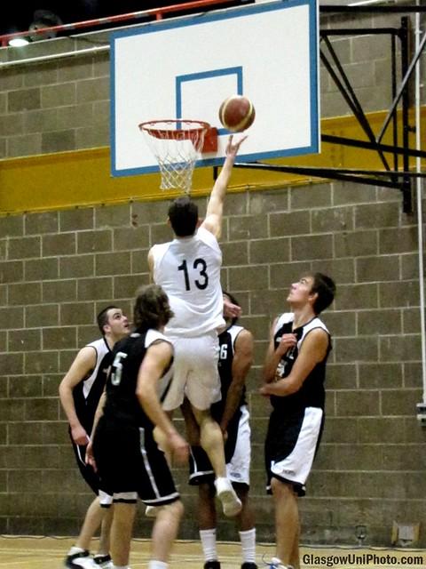 Glasgow University Basketball