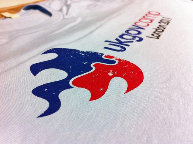 '#ukgc11 t-shirt' by lesteph