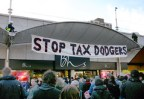 UK Uncut - Brighton, Saturday 18th December 2010
