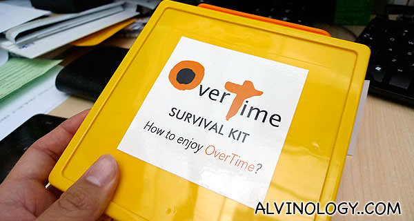 OverTime media kit from their PR agency, Vibes Communications
