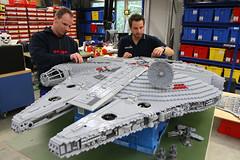 LEGO Press Photo - Star Wars Miniland - 2