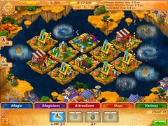 Abigail and the Kingdom of Fairs game screenshot