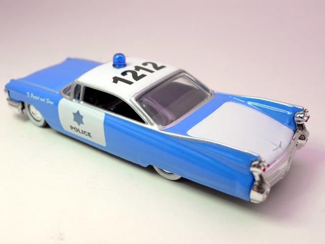 jada toys heat '59 cadillac el dorado police (3)