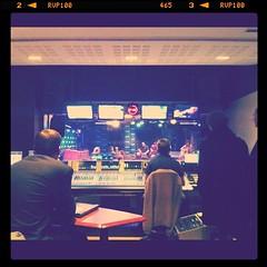 Dans le studio d' #europe1