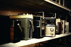 Flohmarkt - old radios