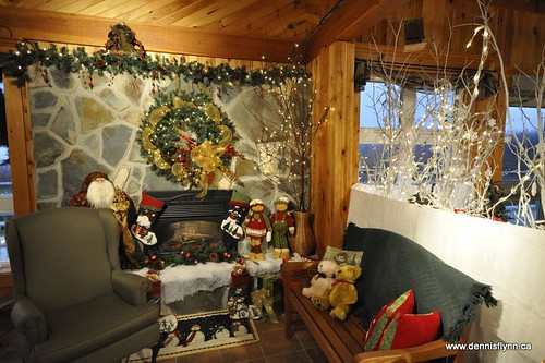 The Fireplace for Santa.