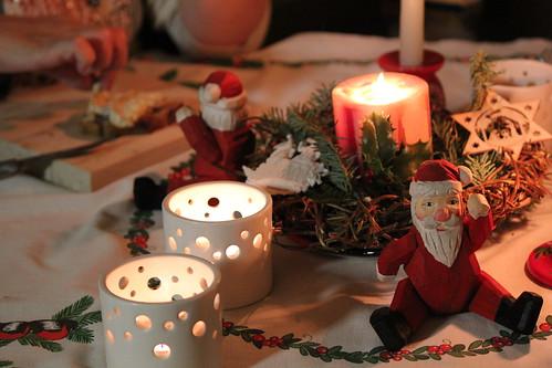 christmas-y dinner