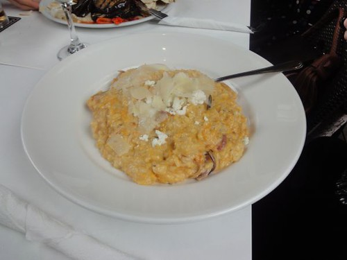 Coopers: Roast pumpkin and rosemary risotto