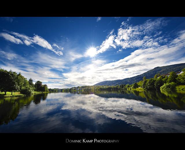 Bergen - Mirror Lake