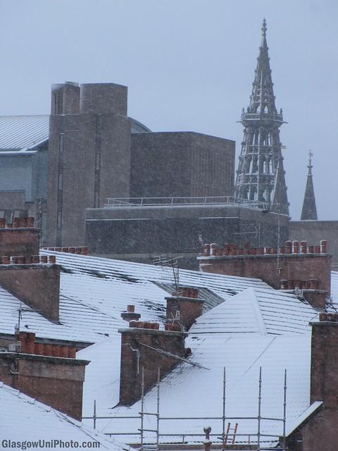 Snow Towers