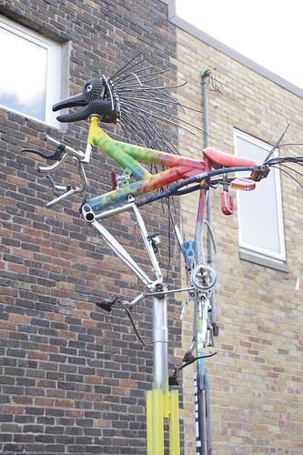 IA - Forest City Bike Sculpture 2