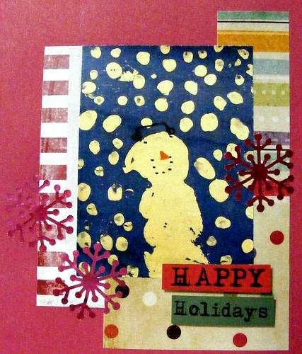 The Gonzalez Christmas Card 2010