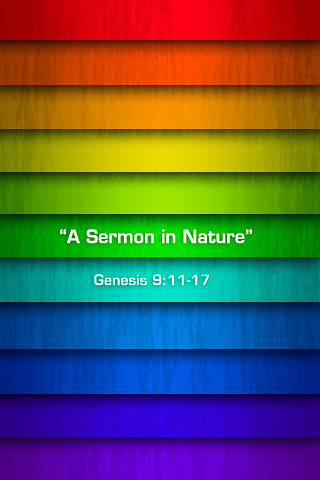 A Sermon in Nature By godserv