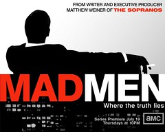 Bye Bye Mad Men (It's going to Sky)
