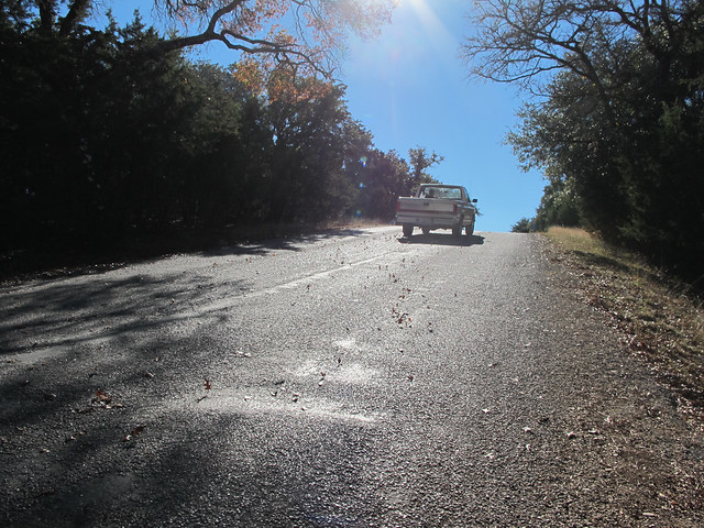 Wimberley Hill, Pickup